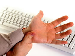 Ergonomic devices can relieve carpal tunnel pain