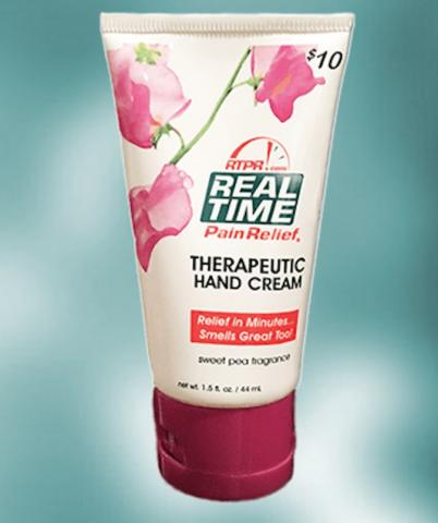 FREE Real Time HAnd Cream