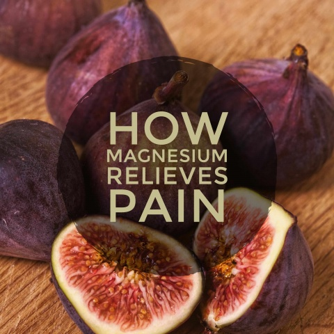 Magnesium Helps Relieve Pain