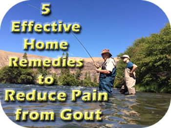 5 Effective Home Remedies to Reduce Pain from Gout