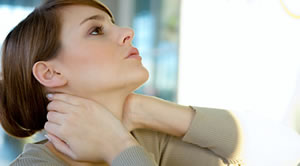 the Neck can be affected by Osteoarthritis