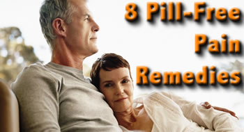 8 Pill-Free Pain Remedies