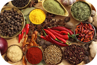 Herbs and Spices can lower arthritis pain
