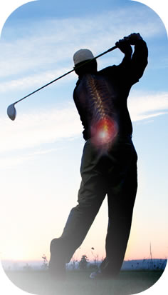 Pains that destroy your golf Game