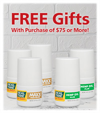 Spend $75 or more and choose a free gift