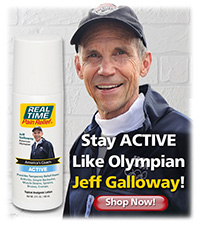 Active Pain Relief - Jeff Galloway