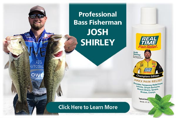 Professional Bass Fisherman Josh Shirley...Click Here