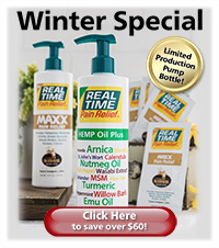 Limited Time Winter Special