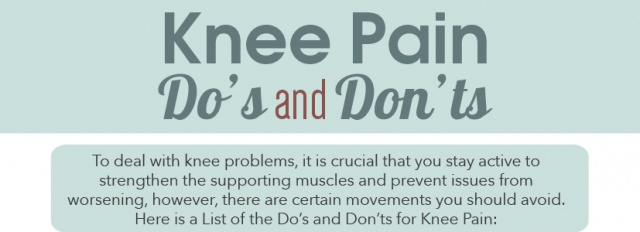 Knee Pain Relief Tips